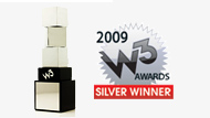 2009 WebAward Silver Recipient